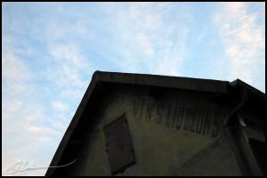 Il y a un an, jour pour jour. (Petite rue de Suresnes, Banlieue parisienne, février 2003.)