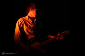 Dark Side of the Guitarist. (Sainte-Foy, Québec, février 2006)