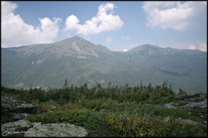 G was there ! (Mt Adams, New Hampshire, USA, août 2009)